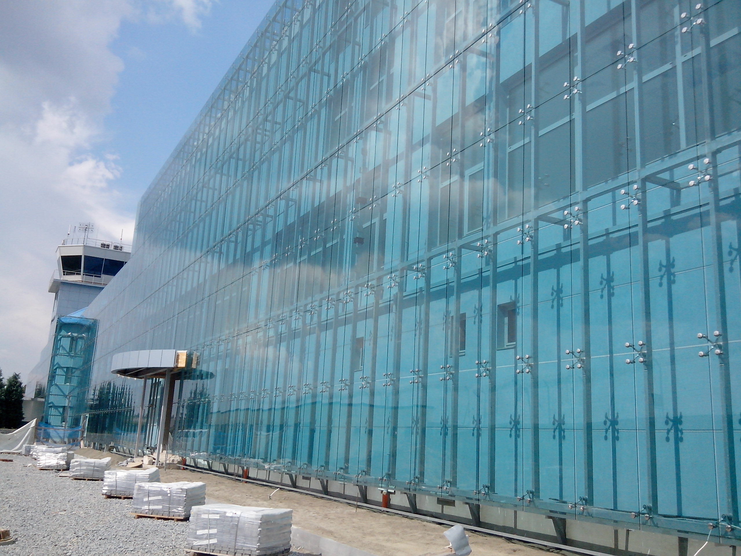 Центр керування повітряним рухом в м. Львів