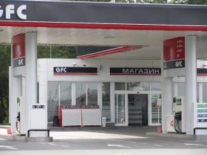 Проектування промислових споруд - АЗК GFC м.Броди Львівська обл.
