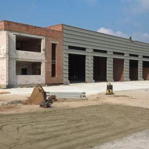 Проектування ремонтних майстерень вантажного автотранспорту із адміністративно-побутовими приміщеннями